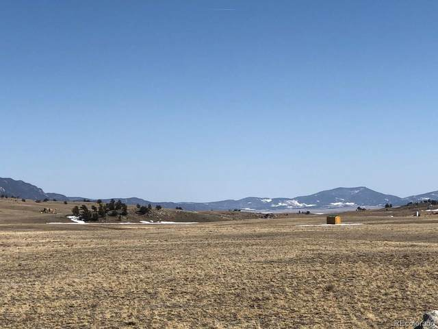 878 Cheyenne Trail, Hartsel, CO 80449 (#3034931) :: Venterra Real Estate LLC