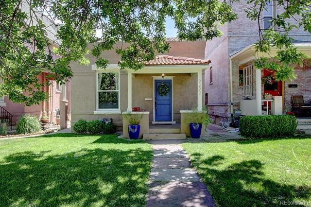 2222 N Williams Street, Denver, CO 80205 (MLS #3035017) :: 8z Real Estate