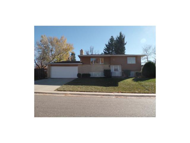 443 S Vaughn Way, Aurora, CO 80012 (#3035525) :: The Sold By Simmons Team