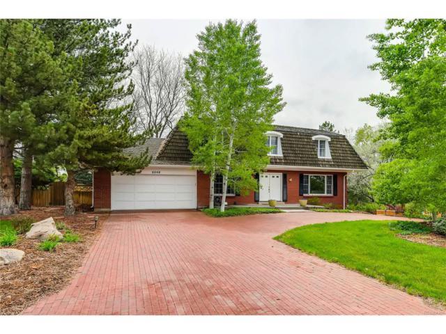6048 S Franklin Street, Centennial, CO 80121 (MLS #3035529) :: 8z Real Estate