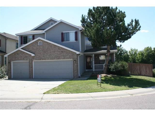 5070 S Olathe Circle, Centennial, CO 80015 (MLS #3035785) :: 8z Real Estate