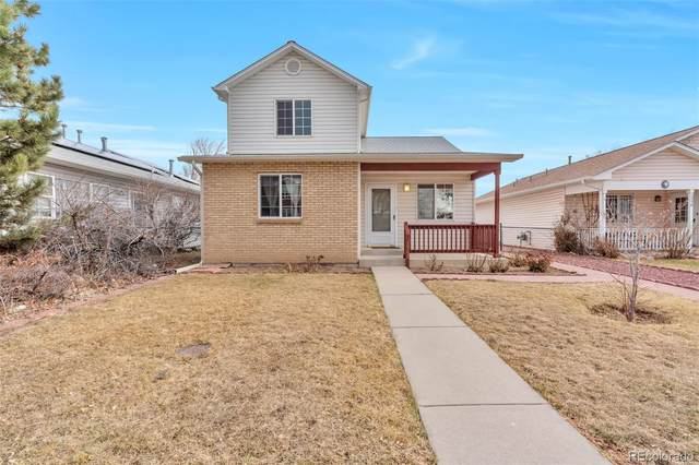 1562 Chase Street, Lakewood, CO 80214 (#3035842) :: The Dixon Group
