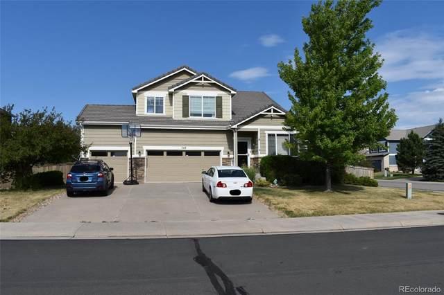 543 Springvale Road, Castle Rock, CO 80104 (#3036316) :: The HomeSmiths Team - Keller Williams