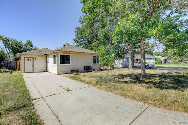 1916 W Kentucky Avenue, Denver, CO 80223 (#3036317) :: The Brokerage Group