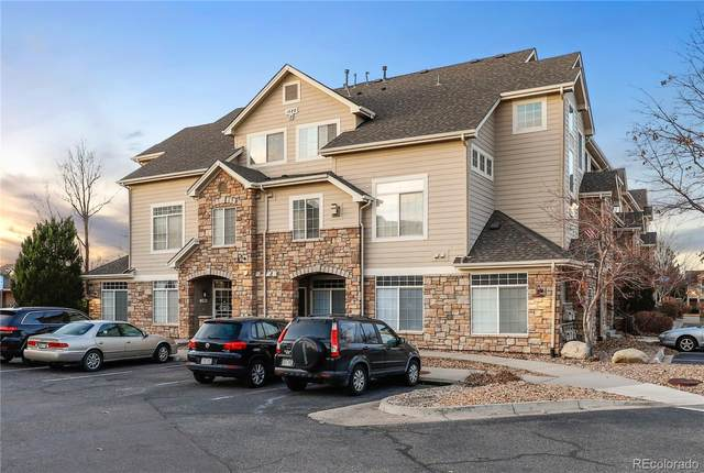 1520 S Florence Way #105, Aurora, CO 80247 (#3036536) :: Berkshire Hathaway HomeServices Innovative Real Estate