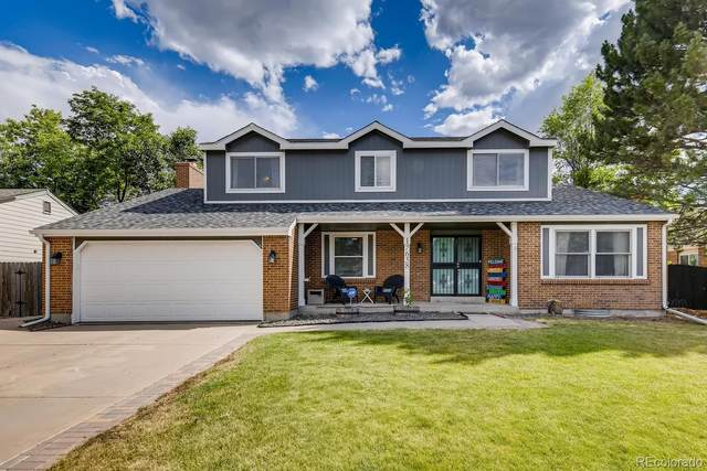 17658 E Crestline Avenue, Centennial, CO 80015 (MLS #3037019) :: 8z Real Estate