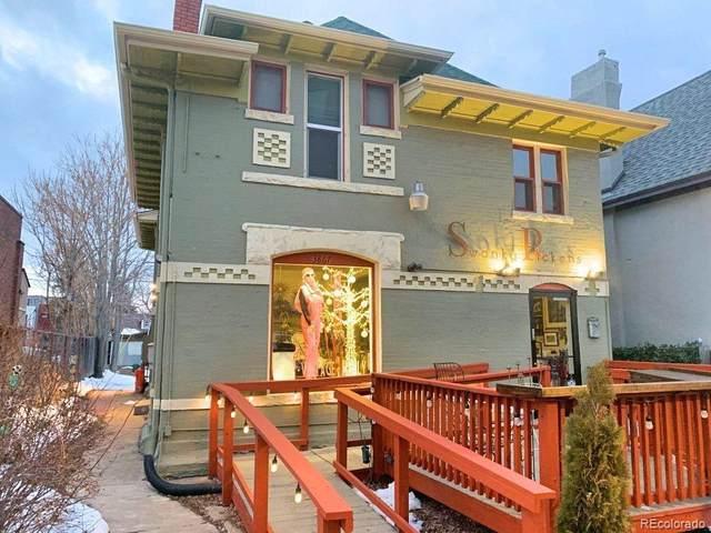 3867 Tennyson Street, Denver, CO 80212 (#3037117) :: The Brokerage Group
