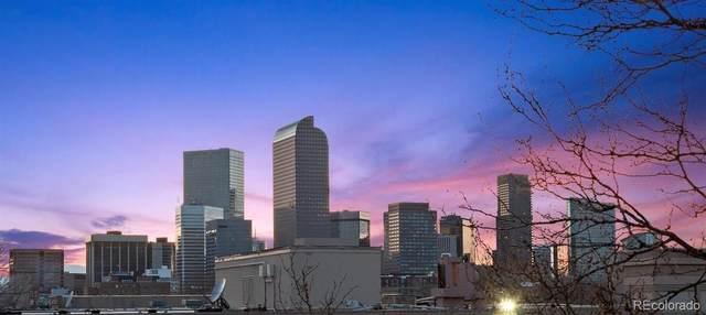 1210 E Colfax Avenue #401, Denver, CO 80218 (MLS #3037323) :: The Sam Biller Home Team