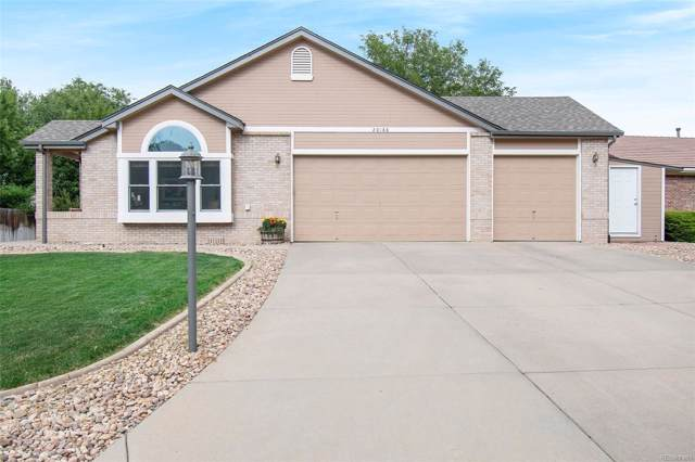 20188 Aintree Place, Parker, CO 80138 (MLS #3038259) :: 8z Real Estate