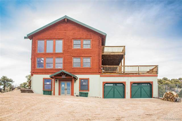 17421 Poza Rica Road, Fort Garland, CO 81133 (#3038565) :: iHomes Colorado