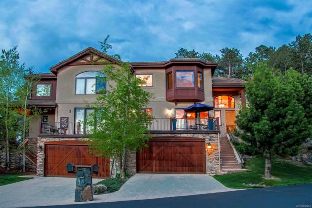 1044 Nob Hill Road, Evergreen, CO 80439 (#3038567) :: Colorado Home Finder Realty