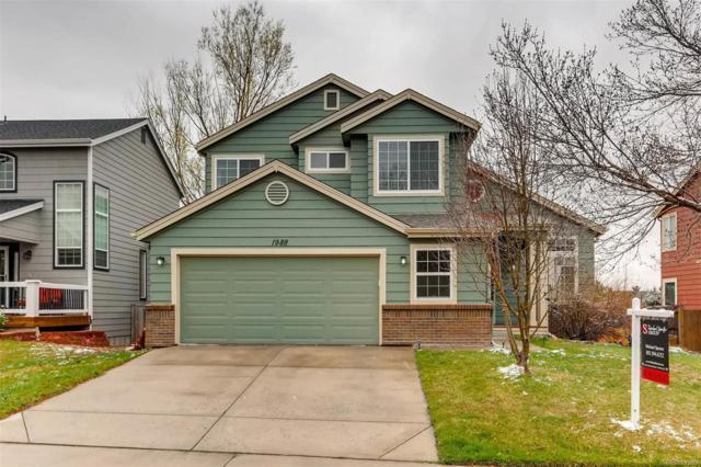 1988 Sandhurst Drive, Castle Rock, CO 80104 (#3038839) :: Wisdom Real Estate