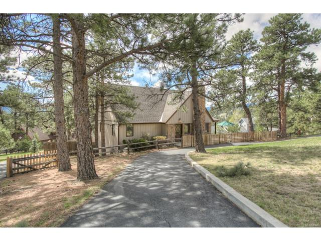 30926 Shawnee Lane, Evergreen, CO 80439 (MLS #3039065) :: 8z Real Estate