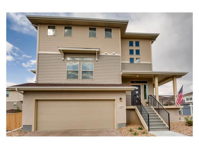 3122 Jonquil Street, Castle Rock, CO 80109 (MLS #3039282) :: 8z Real Estate