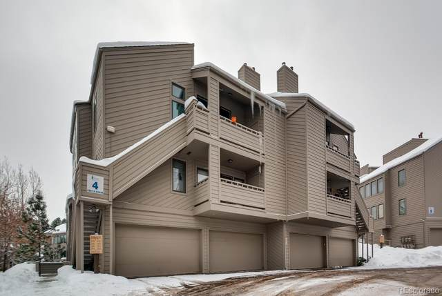 23622 Pondview Place F, Golden, CO 80401 (MLS #3039369) :: Kittle Real Estate