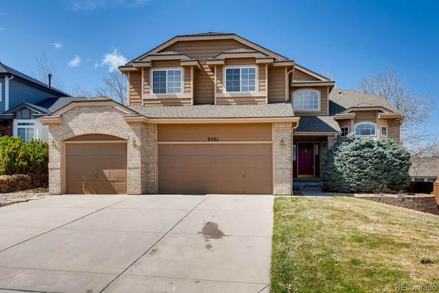 9521 Dolton Way, Highlands Ranch, CO 80126 (#3039530) :: The Gilbert Group