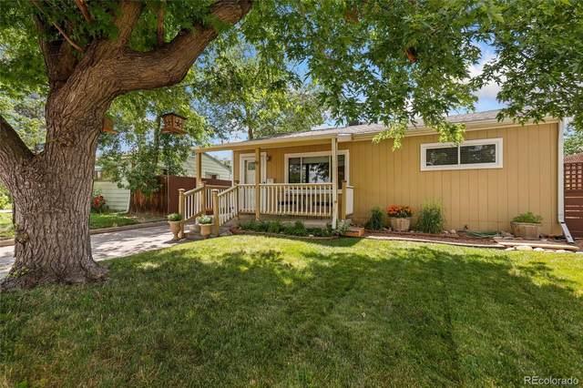 1221 S Irving Street, Denver, CO 80219 (MLS #3039586) :: Stephanie Kolesar