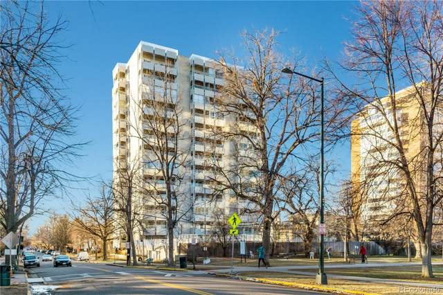 1200 N Humboldt Street #304, Denver, CO 80218 (#3039762) :: Chateaux Realty Group