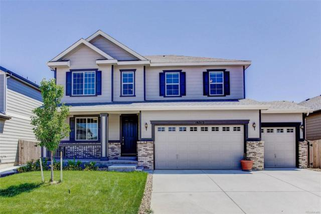 16312 E 100th Way, Commerce City, CO 80022 (MLS #3039779) :: 8z Real Estate