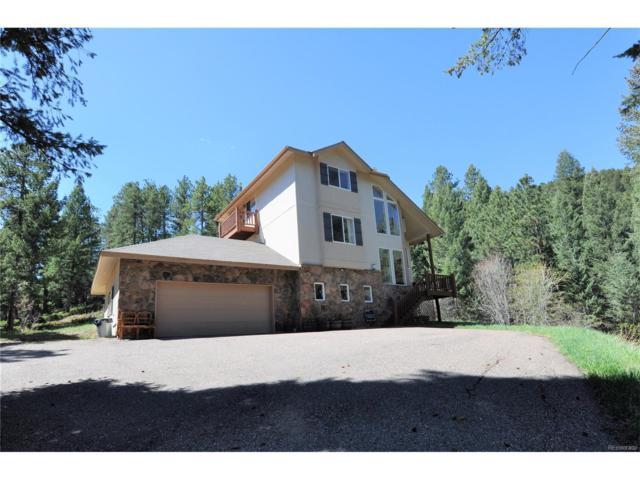 20350 Brookmont, Morrison, CO 80465 (MLS #3039841) :: 8z Real Estate