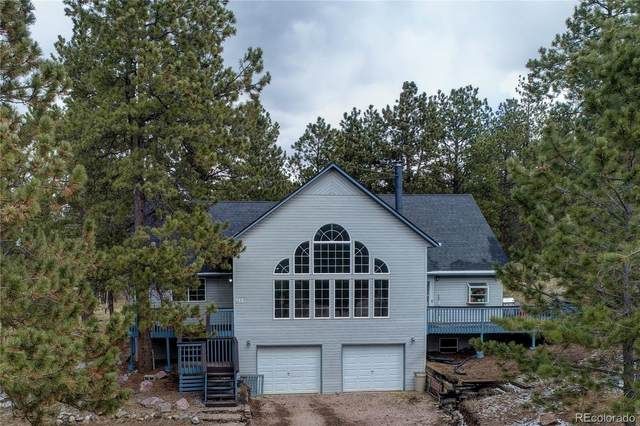 91 Turnabout Lane, Florissant, CO 80816 (MLS #3039887) :: 8z Real Estate