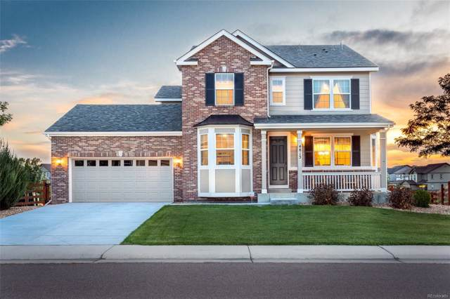 4813 S Riviera Street, Centennial, CO 80015 (#3040360) :: James Crocker Team