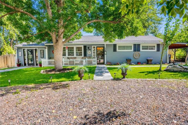 1296 Meadowsweet Road, Golden, CO 80401 (#3040372) :: The Heyl Group at Keller Williams