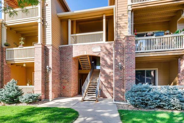 1661 W Canal Circle #331, Littleton, CO 80120 (MLS #3041068) :: 8z Real Estate
