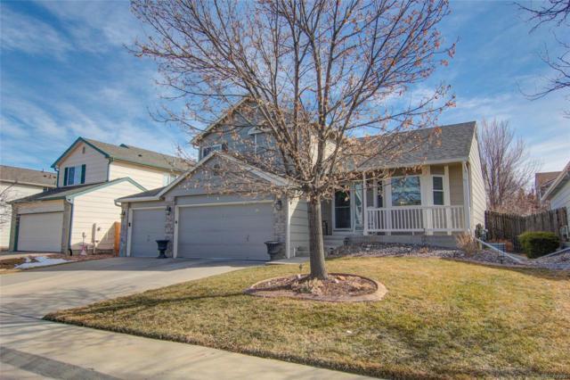 5126 S Valdai Street, Aurora, CO 80015 (MLS #3041075) :: Kittle Real Estate