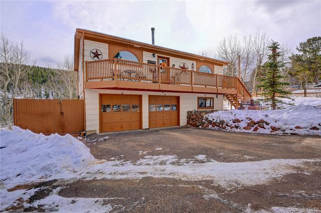 160 Smokey Rock Road, Bailey, CO 80421 (#3041287) :: The DeGrood Team