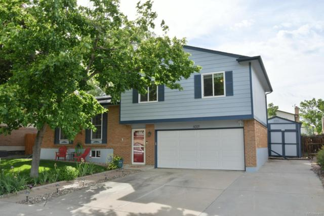6321 W 109th Place, Westminster, CO 80020 (#3041677) :: The Heyl Group at Keller Williams