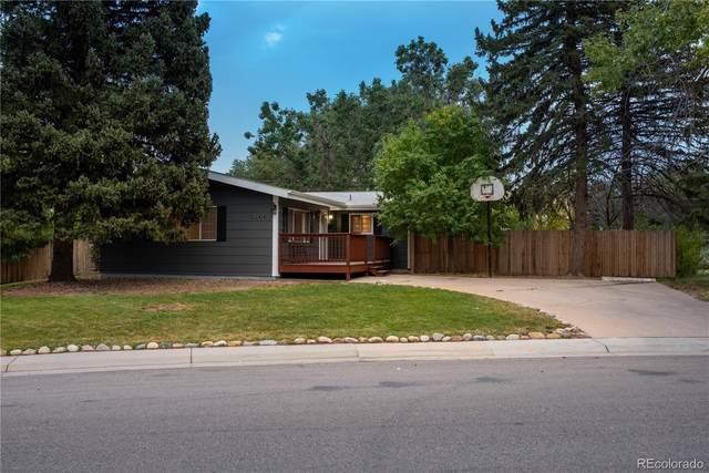 5766 W Elmhurst Drive, Littleton, CO 80128 (#3041707) :: The Griffith Home Team