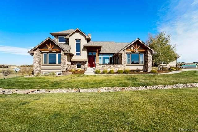 17310 Papago Way, Colorado Springs, CO 80908 (#3041803) :: The Scott Futa Home Team