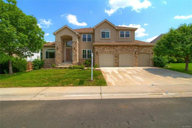10136 Quarry Hill Place, Parker, CO 80134 (#3042199) :: Sellstate Realty Pros