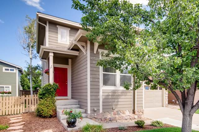 10570 Cherrybrook Circle, Highlands Ranch, CO 80126 (#3042277) :: The Heyl Group at Keller Williams