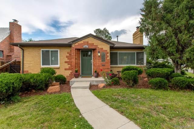 2600 Grape Street, Denver, CO 80207 (#3042409) :: Kimberly Austin Properties
