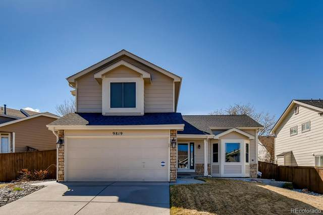 9819 Goldfinch Lane, Highlands Ranch, CO 80129 (#3043209) :: Arnie Stein Team | RE/MAX Masters Millennium
