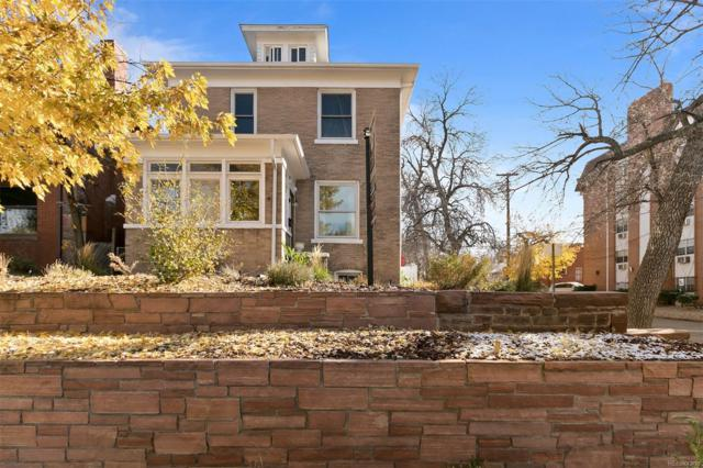 2 N Pennsylvania Street, Denver, CO 80203 (#3043408) :: The Pete Cook Home Group
