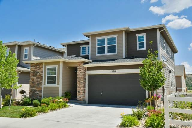 2916 Bittern Street, Castle Rock, CO 80104 (#3043475) :: Venterra Real Estate LLC