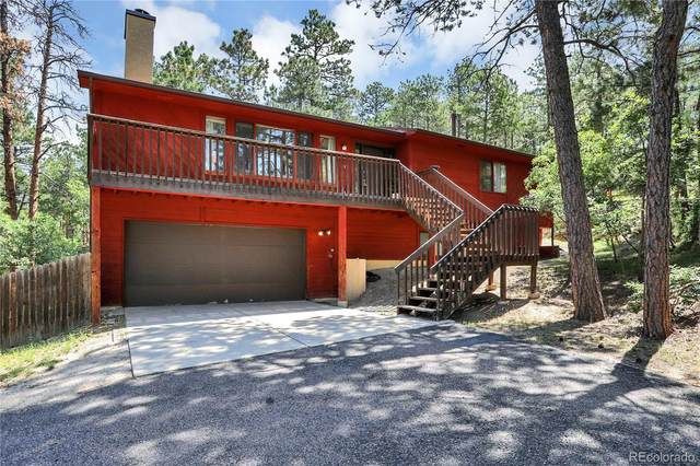 1045 Tari Place, Colorado Springs, CO 80921 (#3043557) :: Berkshire Hathaway HomeServices Innovative Real Estate