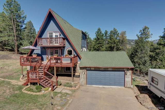 194 Long Ridge Drive, Bailey, CO 80421 (#3043618) :: Mile High Luxury Real Estate
