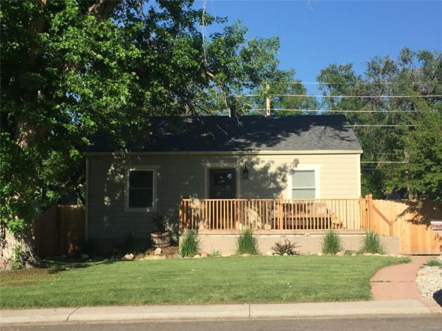 2660 S Franklin Street, Denver, CO 80210 (MLS #3043743) :: 8z Real Estate