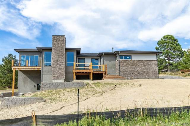 8683 Pawnee Road, Parker, CO 80134 (MLS #3044205) :: Keller Williams Realty