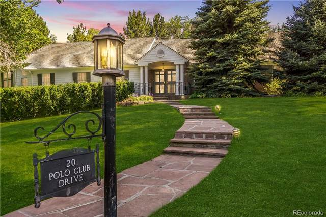 20 Polo Club Drive, Denver, CO 80209 (#3044314) :: My Home Team