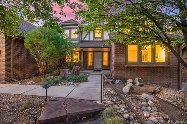 8211 Arrowhead Way, Lone Tree, CO 80124 (#3044340) :: Kimberly Austin Properties