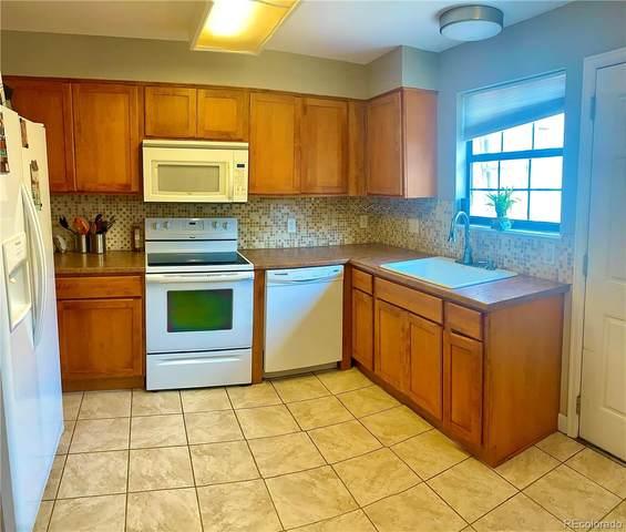 8164 Washington Street #65, Denver, CO 80229 (#3044567) :: Finch & Gable Real Estate Co.