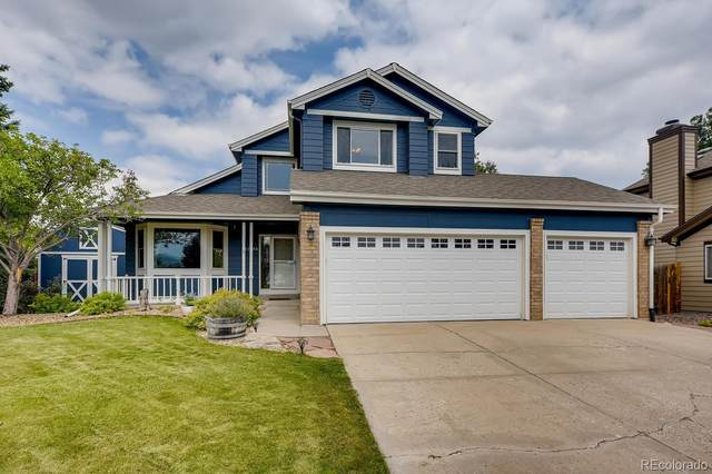 11295 W Arbor Drive, Littleton, CO 80127 (MLS #3044596) :: 8z Real Estate