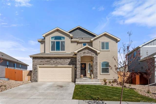 10291 Evening Vista Drive, Peyton, CO 80831 (MLS #3044709) :: Kittle Real Estate