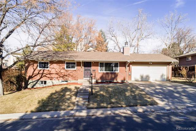 8299 E Kenyon Avenue, Denver, CO 80237 (#3044911) :: True Performance Real Estate