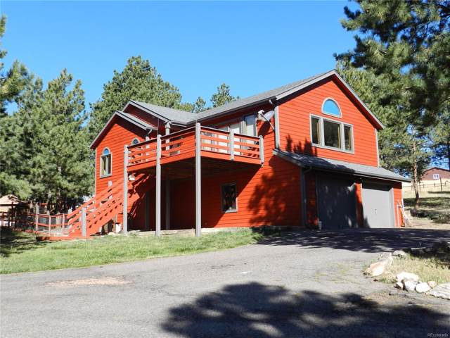 249 Yellow Pine Drive, Bailey, CO 80421 (MLS #3044943) :: 8z Real Estate